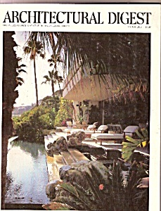 Architectural digest -  March 1988 (Image1)