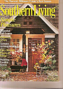 Southern Living - October 1999 (Image1)