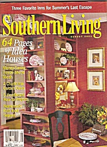 Southern Living -  August 2003 (Image1)
