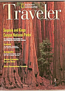 National Geographic Traveler - May/June 1994 (Image1)