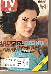 Tv Guide - April 28 - May 4 , 2001