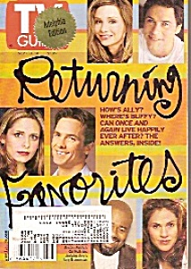 TV Guide - August 18 - 24 2001 (Image1)