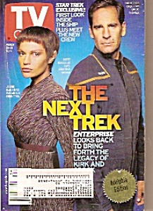 Tv Guide - August 25 - 31 , 2001