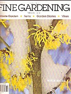 Fine Gardening -  February 1995 (Image1)