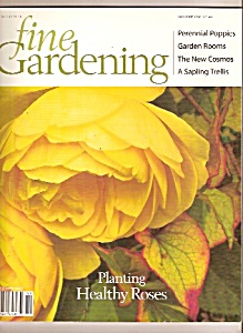 Fine Gardening Magazine - May/June 1996 (Image1)