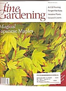 Fine Gardening Magazine -  February 1999 (Image1)