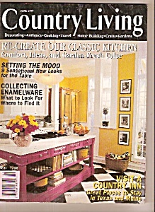 Country Living - June 1997