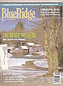 Blue Ridge Country - January/february 1991
