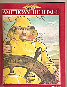 American Heritage -  June/July 1981 (Image1)