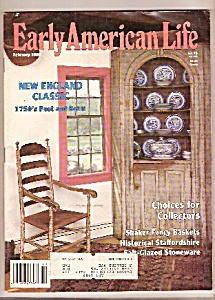 Early American Life -  February 1989 (Image1)