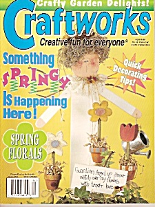 Craftworks magazine-  April 1997 (Image1)