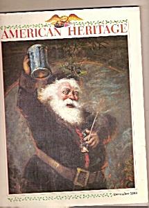 American Heritage -  December 1980 (Image1)