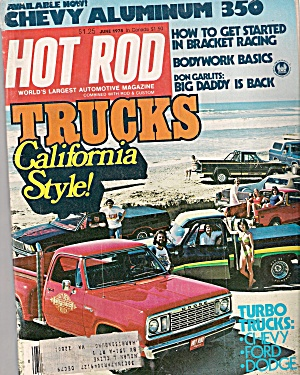 Hot Rod magazine -   June 1978 (Image1)