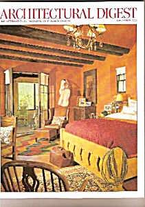 Architectural Digest -  December 2001 (Image1)