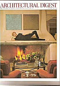 Architectural Digest -  December 1996 (Image1)
