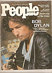 People Magazine- November 10, 1975