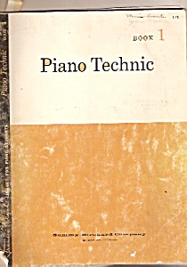 Piano Technic - Book 1 - copyright 1954 (Image1)