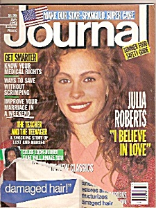 Ladies Home Journal - July 1991 (Image1)