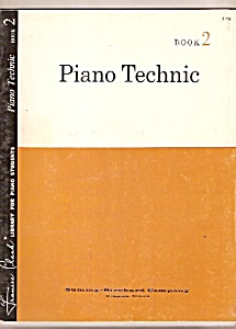 Piano Technic book 2 (Image1)