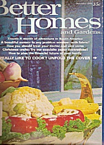 Better Homes and Gardens-  November 1966 (Image1)