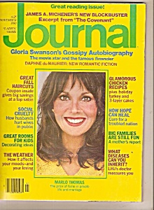 Ladies Home Journal -  November 1980 (Image1)