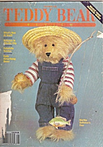 Teddy Bear Review -  July/August 1992 (Image1)