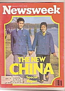 Newsweek - February 5, 1979 (Image1)