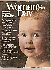 Woman's Day - January 1968