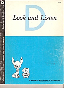 Look And Listen-library For Piano Students- Copy. 1962