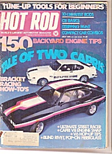 Hot Rod - July 1976