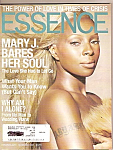 Essence magazine-  November 2001 (Image1)
