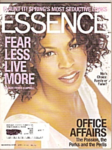 Essence Maazine - April 2002