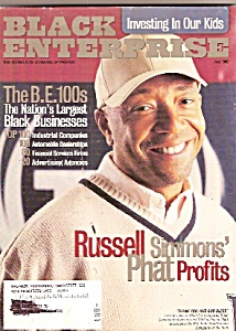 Black Enterprise -  June 2002 (Image1)