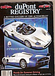 duPont Registry - June 2004 (Image1)