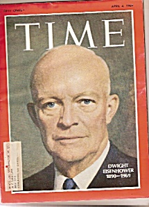 Time Magazine- April4, 1969