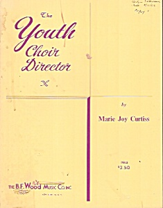 The Youth Choir director - copyright 1963 (Image1)