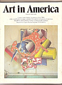 Art in American - February 1985 (Image1)