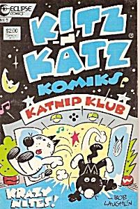 Kitz n Kat komiks  -  1987 (Image1)
