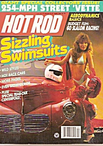 Hot Rod Magazine - April 1989