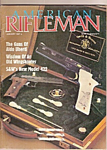 American Rifleman - January 1987 (Image1)