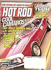 Hot Rod - November 1998 (Image1)
