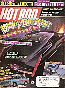 Hot Rod - July 1989 (Image1)