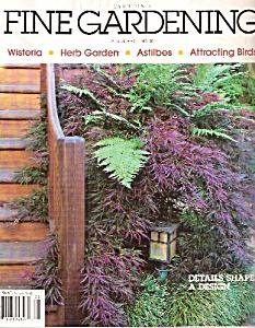 Fine Gardening -  August 1994 (Image1)