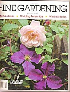 Fine Gardening -  April 1995 (Image1)