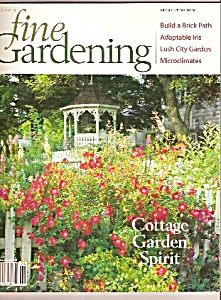 Fine Gardening   JulyAugust 1996 (Image1)