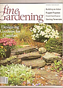 Fine Gardening-  September/October 1996 (Image1)