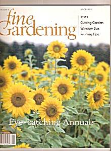 Fine Gardening -  June 1998 (Image1)