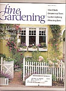 Fine Gardening - Augus 1999 (Image1)