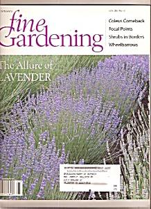 Fine Gardening - June 2000 (Image1)