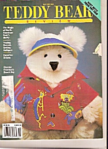 Teddy Bear Review - May/june 1992